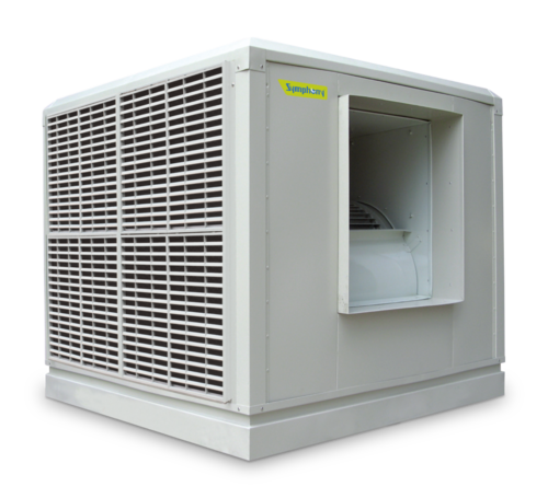 45000 CFM Central Air Cooling System