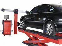 Car Wheel Alignment Services