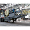 Mobile Stone Crushing Plant