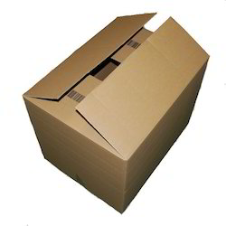 Plain Corrugated Shipping Box