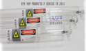 CO2 Glass Laser Tube
