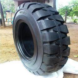 Industrial Solid Tyres