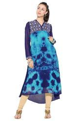 Designer Beautiful Party Styling Long Kurti