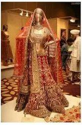Designer Bridal Lehenga द ल हन क ल ह ग In Vadodara Niddhi Creation Id 12868656512