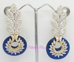 Dazzling AD Earring