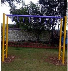Loop Rung Fitness Children Play Equipment