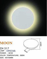 Ch 317- Moon Wall Light