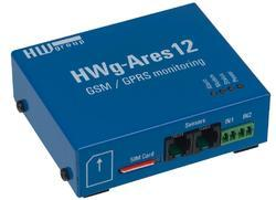 HWg Ares 12 (GSM GPRS Based Remote Monitoring Systems)