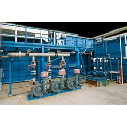 Residential Building Sewage Treatment Plant