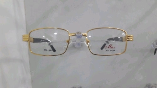 24eb9c0355 JJ Opticals - Retailer of Round Type Glasses   Gold Frame Glasses ...