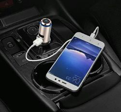 Headset with Car Charger