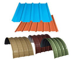 PPGI Corrugated Sheet