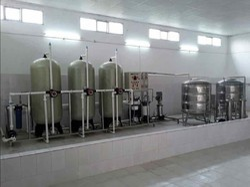 3000 LPH SS RO Plant