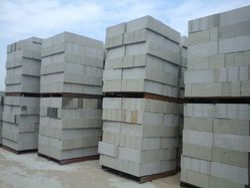 Aerated Autoclaved Concrete Blocks