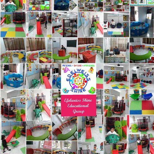 Read More Edelweiss Shine Smart Preschool
