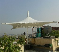 Sitout Terrace Modular Structure