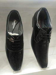 Black Men Formal Shoes