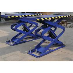 Automobile Industry Scissor Lift
