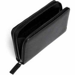 Men's Passport Leather Wallet