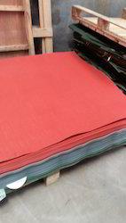 Vulcanized Red Fiber Sheet