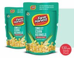 Processed Sweet Corn Kernels - Snack pack