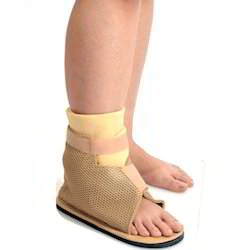 Cast Shoe Support