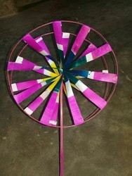 Paper Wind fan Decoration
