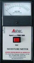 Analog Moisture Meter