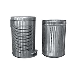 Steel Dust Bin