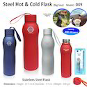 Steel Hot & Cold Flask