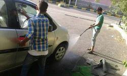 Car Washing Service At Home