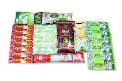 Incense Sticks Packaging Pouch