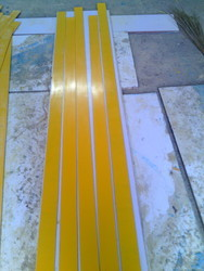 Factory Yellow Liner FRP Lining