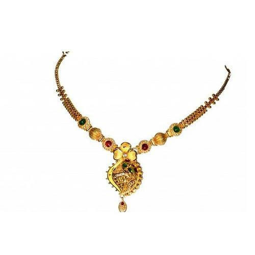 rs piece at proddetail id ladies necklace gold