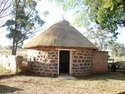 Grass Roof Thatching