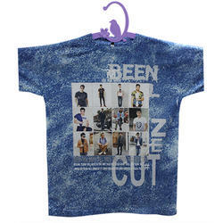 Round Neck Kids T-Shirt Digital Printing Service