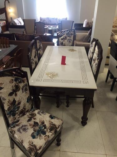 Marble Dining Table Domestic Furniture Rising