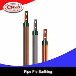 Pie Earthing Pipe