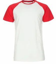 Round Neck Half Sleeve T-Shirt