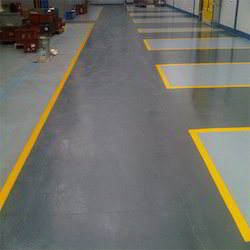 Industrial Floor Marking Works