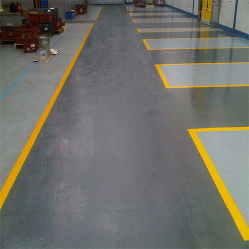 Industrial Floor Marking Works In Pune By Grafiti