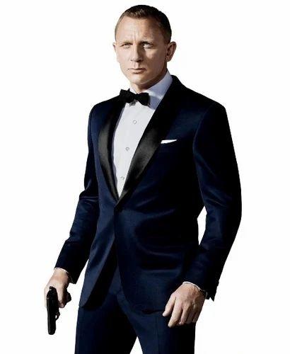 Tuxedo James Bond Skyfall Suit At Rs 5800 टक स ड