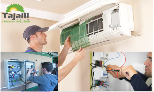 Air Conditioner Repair And Maintenance Services, For