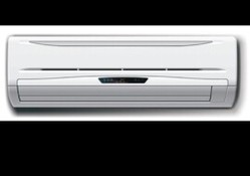 Split air conditioner window air conditioners