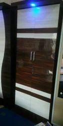 2 Door Wardrobe In Sunmica