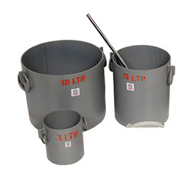Cylindrical Metal Measures