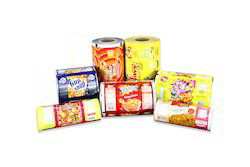 Snack Food Packaging Material Pouches