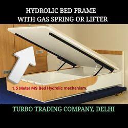 Hydraulic Bed Frame