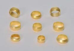 Standard Golden Brass Sleeves