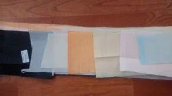 Plain Multicolor Kurta Fabric